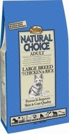 Nutro choice dog adult large breed 12 kg